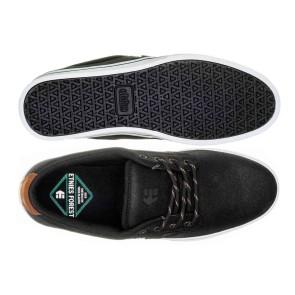 Etnies Jameson 2 Eco zwart-wit-goud sneakers