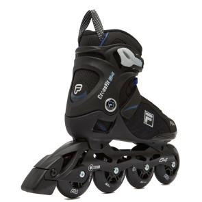 FILA Crossfit 84 inline skates black-blue