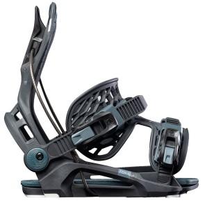 Flow Fenix snowboardbinding zwart 2021
