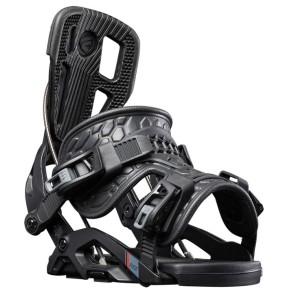 Flow Fuse Fusion snowboard binding black 2021
