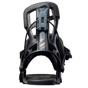 Flow Fuse Fusion snowboardbinding zwart 2021
