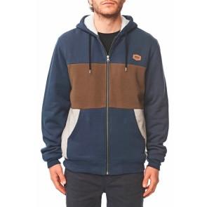 Globe Convert hoodie argon blue