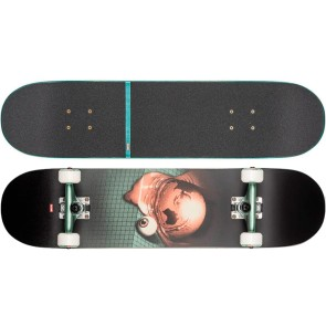 "Globe G2 On the brink 7.75"" skateboard Halfway there"