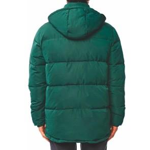 Globe Ignite puffer winterjas groen