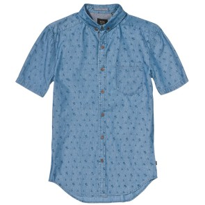 Globe Stafford shirt blue