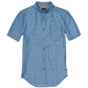 Globe Stafford shirt blue