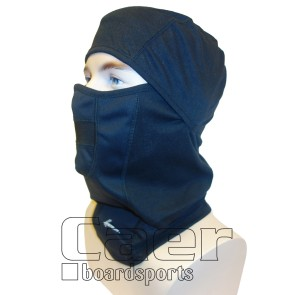 Herman balaclava black