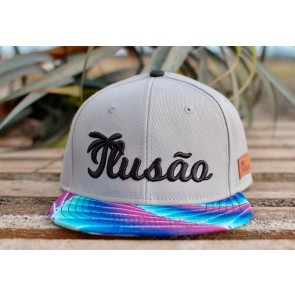 Ilusão Choice is yours snapback grey