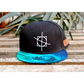 Ilusão Flow of life snapback black
