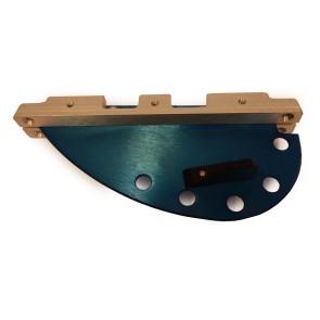 KD CR 7 - KD 7000 adjustable pro waterski fin