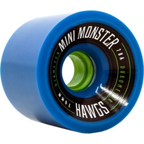 Landyachtz Zombie Mini Monster Hawgs 70 mm set van 4 wielen