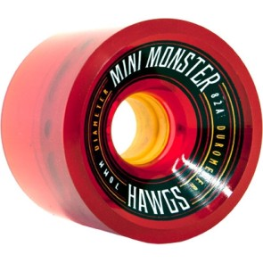 Landyachtz Zombie Mini Monster Hawgs 70 mm set of 4 wheels