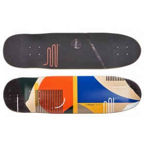 "Loaded Hola Lou Coyote 30.75"" deck"