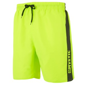 "Mystic Brand Swim short 17"" flash yellow"