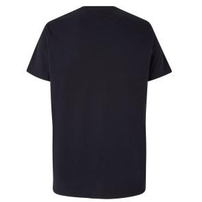 Mystic Brand T-shirt kaviaar zwart