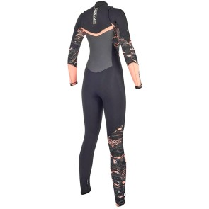Mystic Diva Fullsuit 5/3mm back-zip dames