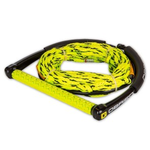 """O'Brien 14"""" wakeboard handle + 4 section mainline"""