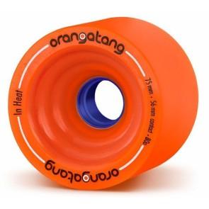 Orangatang In Heat 75 mm wheels (set of 4)