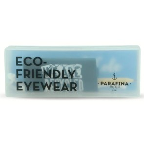 Parafina Pazo gepolariseerde zonnebril UV-400 eco zwart