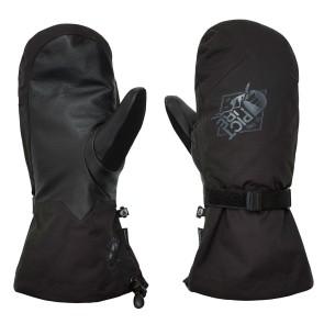 Picture Aklavik mittens black 10K