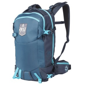 Picture Calgary backpack 26L petrol blue