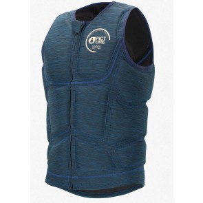 Picture Dony impact vest zip dark blue (S only)