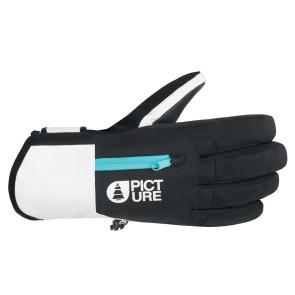 Picture Kakisa ski gloves black 10K