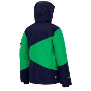 Picture Styler ski/snowboardjas groen 10K