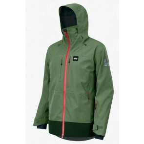 Picture Track snowboard jacket Lychen green 20K