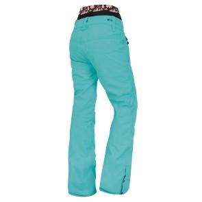 Picture Treva snowboard/skibroek dames 10K turquoise
