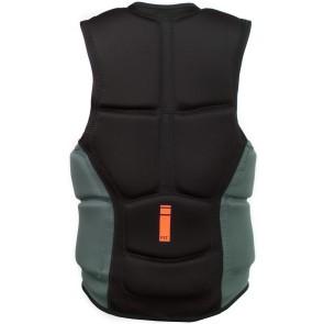 ProLimit Slider vest full padded FZ black-orange