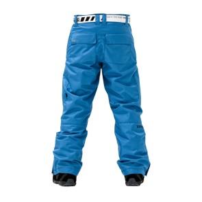 Rehall Jerry snowboardbroek mosaic blauw 10K (M)