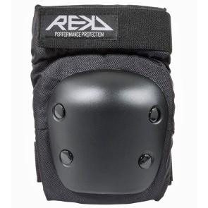 REKD heavy duty bescherming voor elleboog, knie en pols zwart