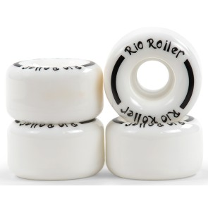 Rio Roller Coaster Roller Skate wheels 62 mm 82a green