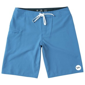 "RVCA Upper Trunk 18"" boardshort cobalt"