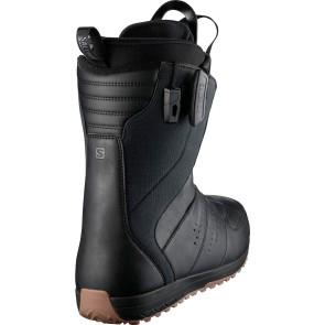 Salomon Launch BOA SJ snowboardschoenen zwart