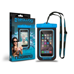 Seawag smartphone waterdichte houder voor onder water