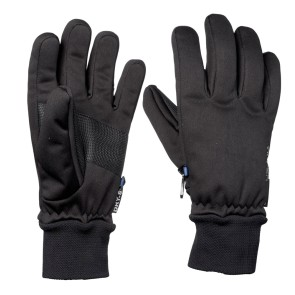 Sinner Canmore ski gloves black 6K
