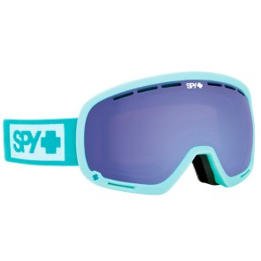 Spy Marshall womens goggle elemental mint - bronze + dark blue contact (2 lens pack)