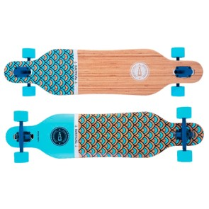 "Tempish Nautical 41"" complete longboard"