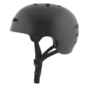 TSG Evolution skatehelm zwart