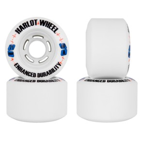 Venom Harlot ED wheels 71 mm white