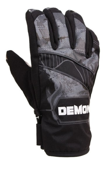 Demon Shinjuku freestyle glove black