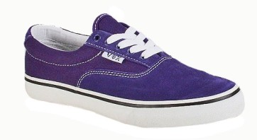 Vox Savey purple/white shoes unisex