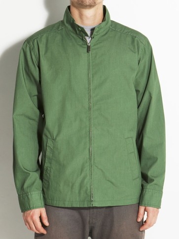 Brixton Edwin III jacket green