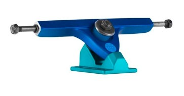 Caliber Fifty 10'' II trucks 180 mm 50 degrees two tone blue