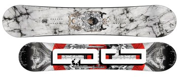 DC Space Echo 158 AM/FS snowboard 2020