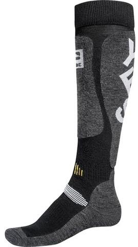 Globe Cortina snowboard-ski socks charcoal S/M (EU 39-42)