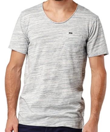 O'Neill Jacks special T-shirt gray stripe