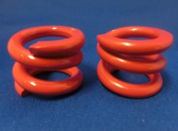 Original Red medium springs (set of two)